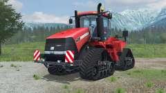Case IH Steiger 600 Quadtrac license plate for Farming Simulator 2013