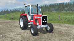 Massey Ferguson 690 front loadeɽ for Farming Simulator 2013