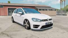 Volkswagen Golf R-Line (Typ 5G) 2013 for American Truck Simulator
