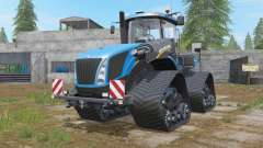 New Holland T9.700 SmartTrax track system for Farming Simulator 2017