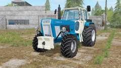 Fortschritt ZT 403 star command blue for Farming Simulator 2017