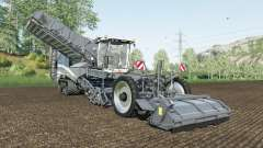 Grimme Varitron 470 changed color on belts for Farming Simulator 2017