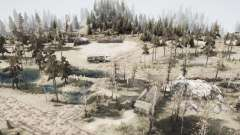 Forgotten nature 2 for MudRunner
