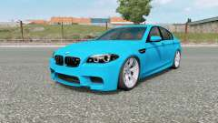 BMW M5 (F10) 2012 v5.0 for Euro Truck Simulator 2