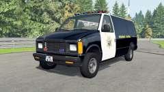 Gavril H-Series California Highway Patrol v1.6 for BeamNG Drive