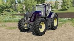 Fendt 900 Vario Metallic paint added for Farming Simulator 2017
