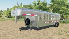 Wilson Ranch Hand added horses for Farming Simulator 2017