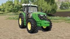 John Deere 6M-series with N-Sensor for Farming Simulator 2017
