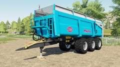 Maupu TDM 7632 EVOlution for Farming Simulator 2017