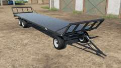 Fliegl DPW 180 black for Farming Simulator 2017