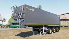 Krampe SB II 30-1070 capacity 150.000 liters for Farming Simulator 2017