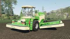 Krone BiG M 450 hill climbing is easier for Farming Simulator 2017