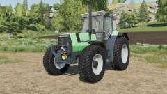 Deutz-Fahr AgroStar 6.61 adapted sound for Farming Simulator 2017