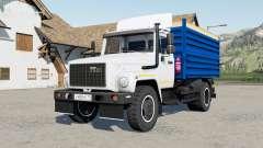 GAZ-SAZ-35071 with trailer for Farming Simulator 2017