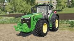 John Deere 8R-series VE for Farming Simulator 2017