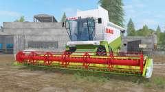 Claas Lexion 480 straw chopper animated for Farming Simulator 2017