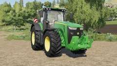 John Deere 8R-series with SeatCam for Farming Simulator 2017