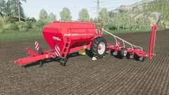 Horsch Maestro 12.75 SW working speed 17 km-h for Farming Simulator 2017