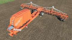 Amazone Condor 15001 multicolor for Farming Simulator 2017