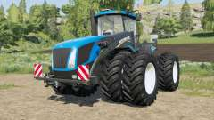 New Holland T9-series engine options for Farming Simulator 2017