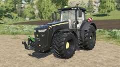 John Deere 8R-series black version for Farming Simulator 2017