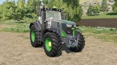 John Deere 6R-series multicolor for Farming Simulator 2017
