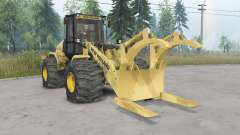 New Holland W170C v1.2 for Spin Tires