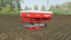 Kverneland Exaƈta EL 700 for Farming Simulator 2017