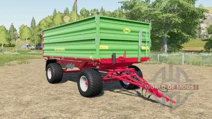 Strautmann SZK 802 for Farming Simulator 2017