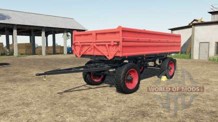 Fortschritt HW 80 no cover for Farming Simulator 2017