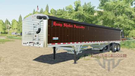 Wilson Pacesetter color choice for Farming Simulator 2017