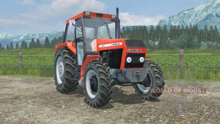 Ursus 1014 moveable axis for Farming Simulator 2013