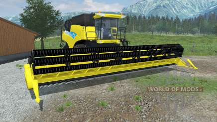 New Holland CR9090 multifruiƭ for Farming Simulator 2013