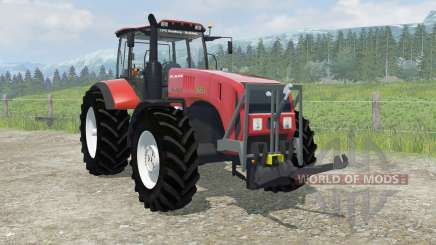MTW-Belarus 3022 for Farming Simulator 2013