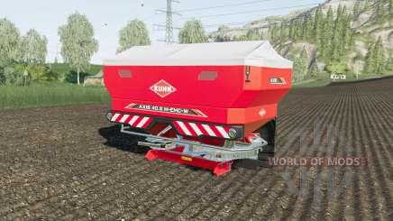 Kuhn Axis 40.2 M-EMC-W 42m spaying width for Farming Simulator 2017