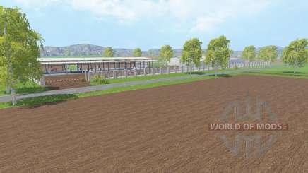 Marmara v1.5.5 for Farming Simulator 2015