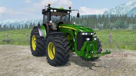 John Deere 8530 MoreRealistic for Farming Simulator 2013
