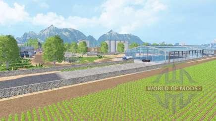 Comme En Alabama for Farming Simulator 2015