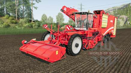 Grimme Varitron 470 capacity 48500 liters for Farming Simulator 2017