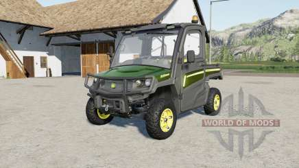 John Deere XUV865M metallic for Farming Simulator 2017