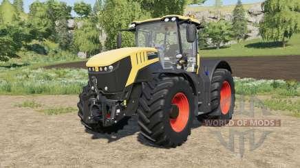 JCB tractors 25 percent more hp for Farming Simulator 2017