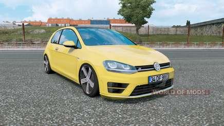 Volkswagen Golf R-Line (Typ 5G) 2013 v1.5 for Euro Truck Simulator 2