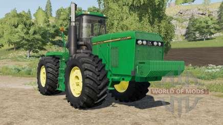 John Deere 8970 original textures for Farming Simulator 2017