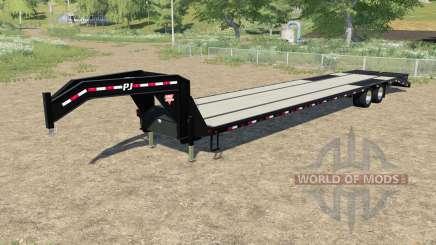 PJ Trailers L3 40ft for Farming Simulator 2017