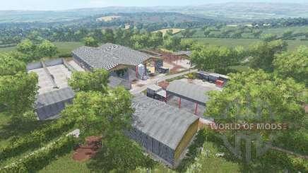 Knaveswell Farm Extended for Farming Simulator 2015