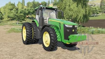 John Deere 8R-series american version for Farming Simulator 2017
