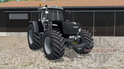 Fendt 930 Vario TMS tiefschwarz for Farming Simulator 2015
