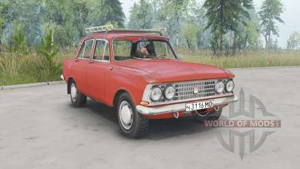Moskvich-408 for Spin Tires