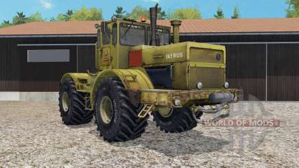 Kirovets K-700A animated hydraulic hoses for Farming Simulator 2015