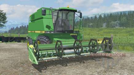 John Deere 2058 & 818 for Farming Simulator 2013